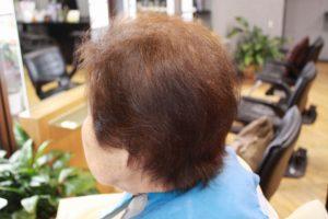 ビフォー くせ毛 軟毛
