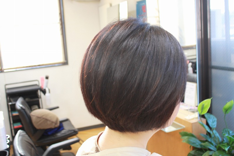 仕上がり くせ毛のお悩み解消 脱縮毛矯正